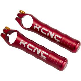 KCNC BE1 Acoples manillar, red